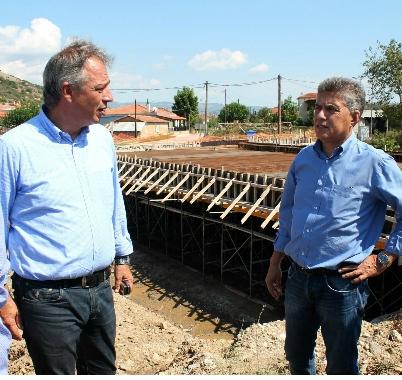 Προχωρούν έργα 270.000 ευρώ στο οδικό δίκτυο της Π.Ε Τρικάλων