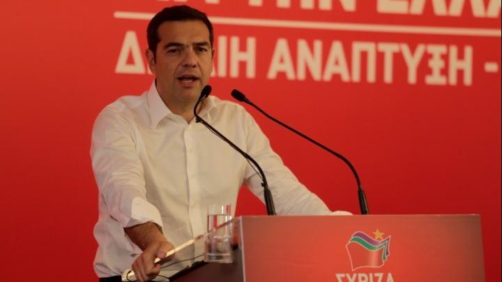 Συνεδριάζει η Κεντρική Επιτροπή του ΣΥΡΙΖΑ – Live η ομιλία Τσίπρα