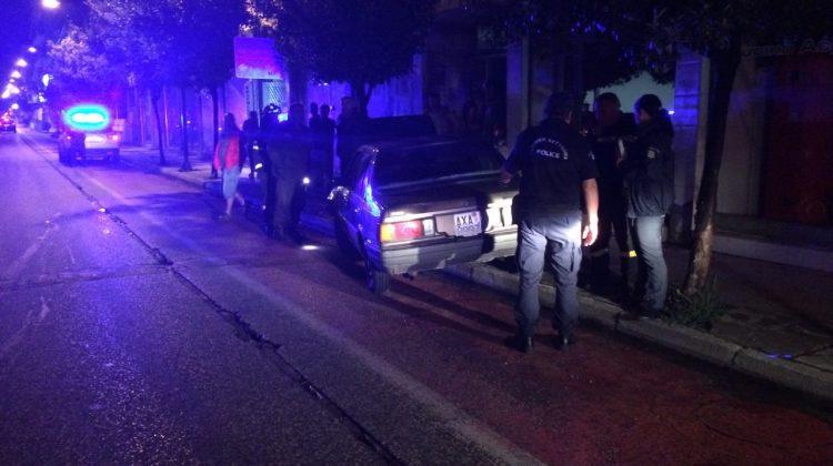 Λιποθύμησε οδηγός και το αυτοκίνητο σκόρπισε τρόμο στα Τρίκαλα