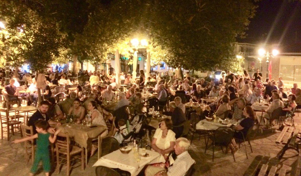 Εκδήλωση για το Φεστιβάλ ΚΚΕ – ΚΝΕ στην Τσαριτσάνη