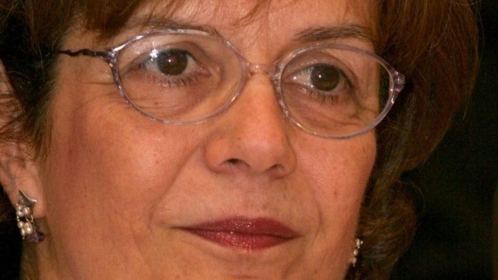 Ποια είναι η νέα υπουργός Πολιτισμού Μυρσίνη Ζορμπά