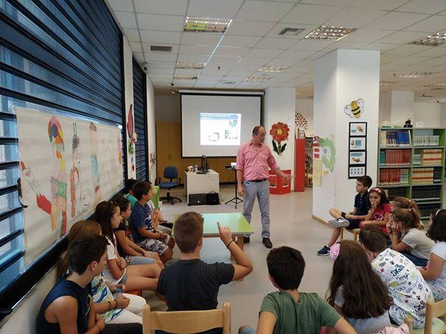 Συνεχίζονται οι δράσεις για παιδιά στη Δημόσια Βιβλιοθήκη Λάρισας