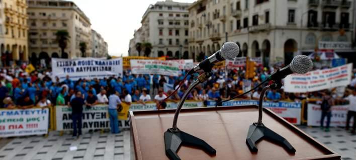 8 Σεπτεμβρίου το συλλαλητήριο της ΓΣΕΕ στη ΔΕΘ