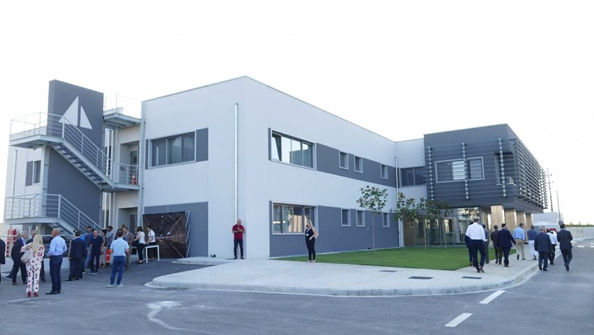 Γιόρτασε τα 10χρονα η Αυτοκινητόδρομος Αιγαίου σε νέα κτίρια στο Μοσχοχώρι (φωτ.)