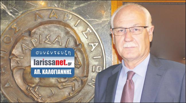 Kαλογιάννης: «Υλοποιούμε πρωτόγνωρο έργο για την πόλη»