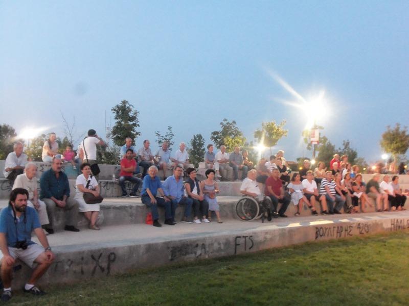 Προφεστιβαλικές εκδηλώσεις ΚΚΕ – ΚΝΕ στη Λάρισα