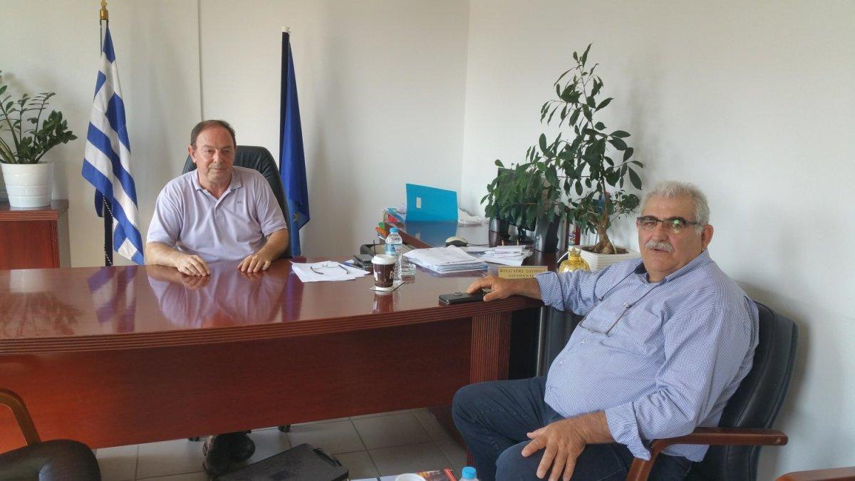Στον Βούλγαρη ο Ν. Παπαδόπουλος
