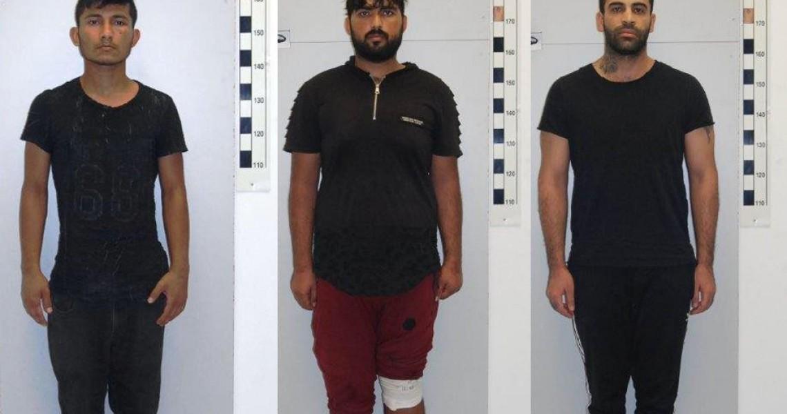 Αυτοί είναι οι τρεις συλληφθέντες για το έγκλημα στου Φιλοπάππου