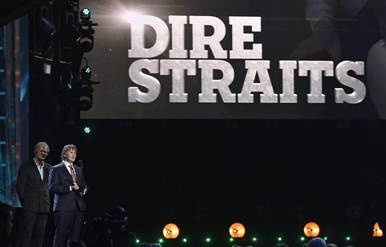 Οι Dire Straits ξεκινούν τουρνέ!