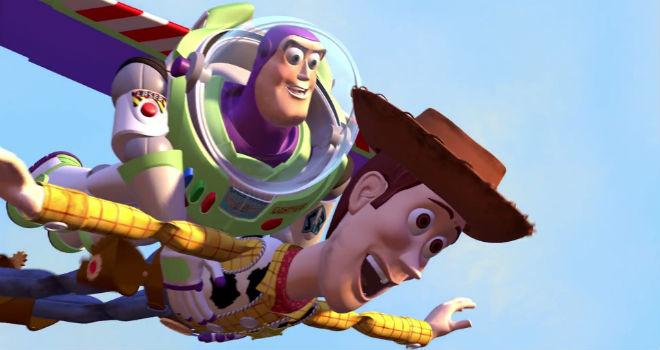 """""""Toy Story"""" από την Κινηματογραφική Λέσχη Νίκαιας"""