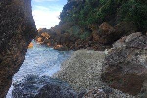 Ρακοπόταμος: Η «διαμαντένια» παραλία του νομού Λάρισας (φωτ.- video)