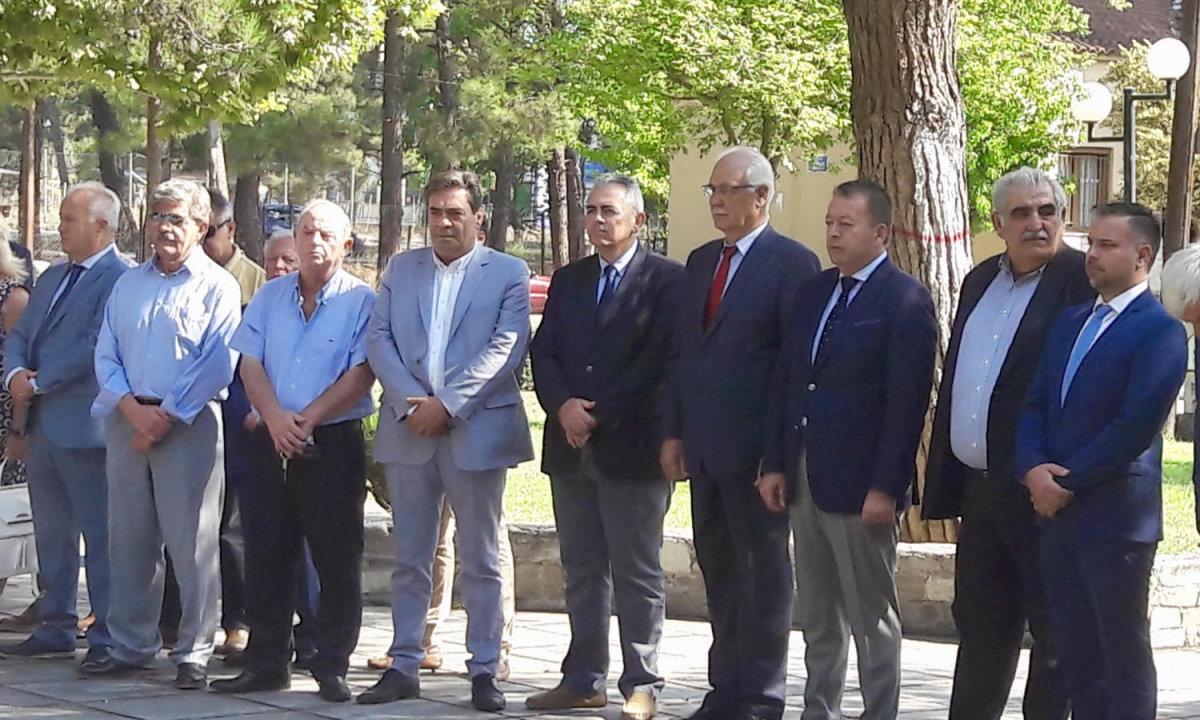 Χαρακόπουλος: «Η ελευθερία απαιτεί εθνική εγρήγορση!»