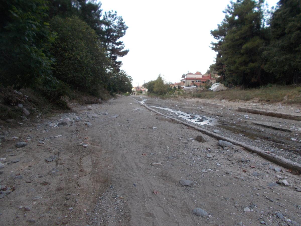Αγώνας δρόμου για παιδιά στην Τσαριτσάνη