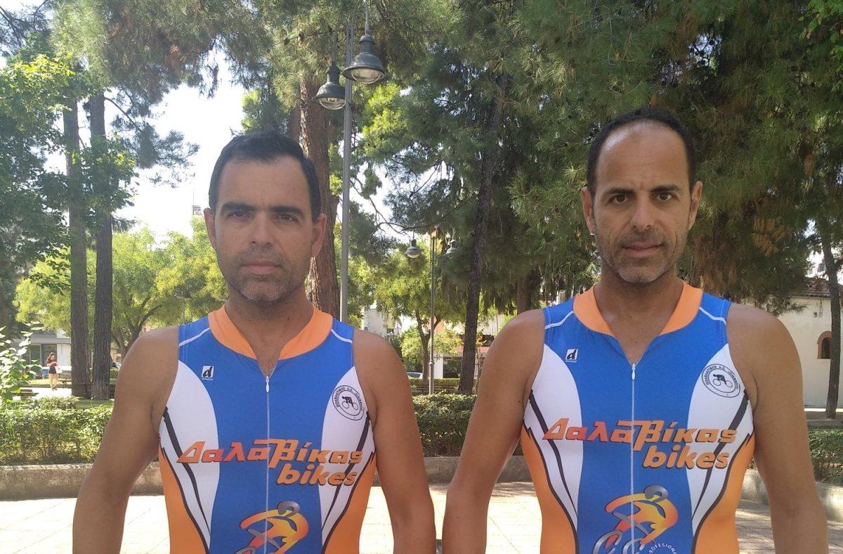 Διακρίσεις για Λαρισαίους τριαθλητές του Π.Α.Σ. Πηνειός