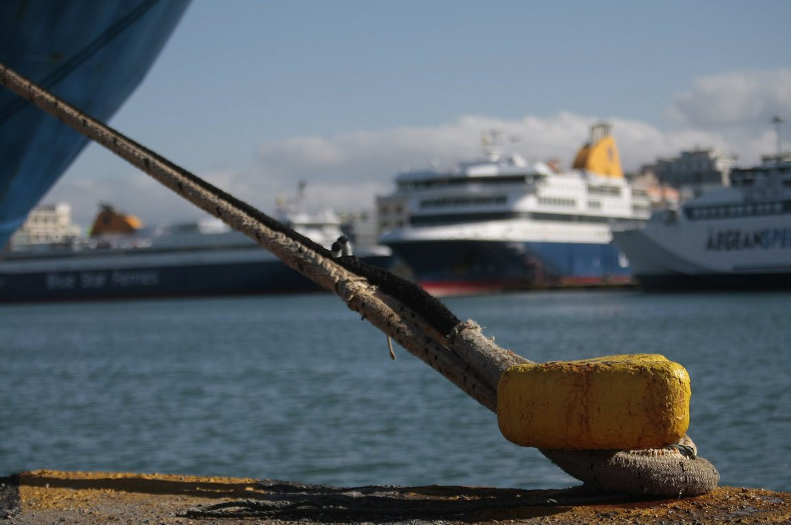 ΠΝΟ: Νέα 24ωρη πανελλαδική απεργία σε όλες τις κατηγορίες πλοίων για αύριο