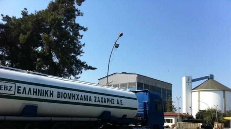 Σε καθεστώς προστασίας από τους πιστωτές η Ελληνική Βιομηχανία Ζάχαρης