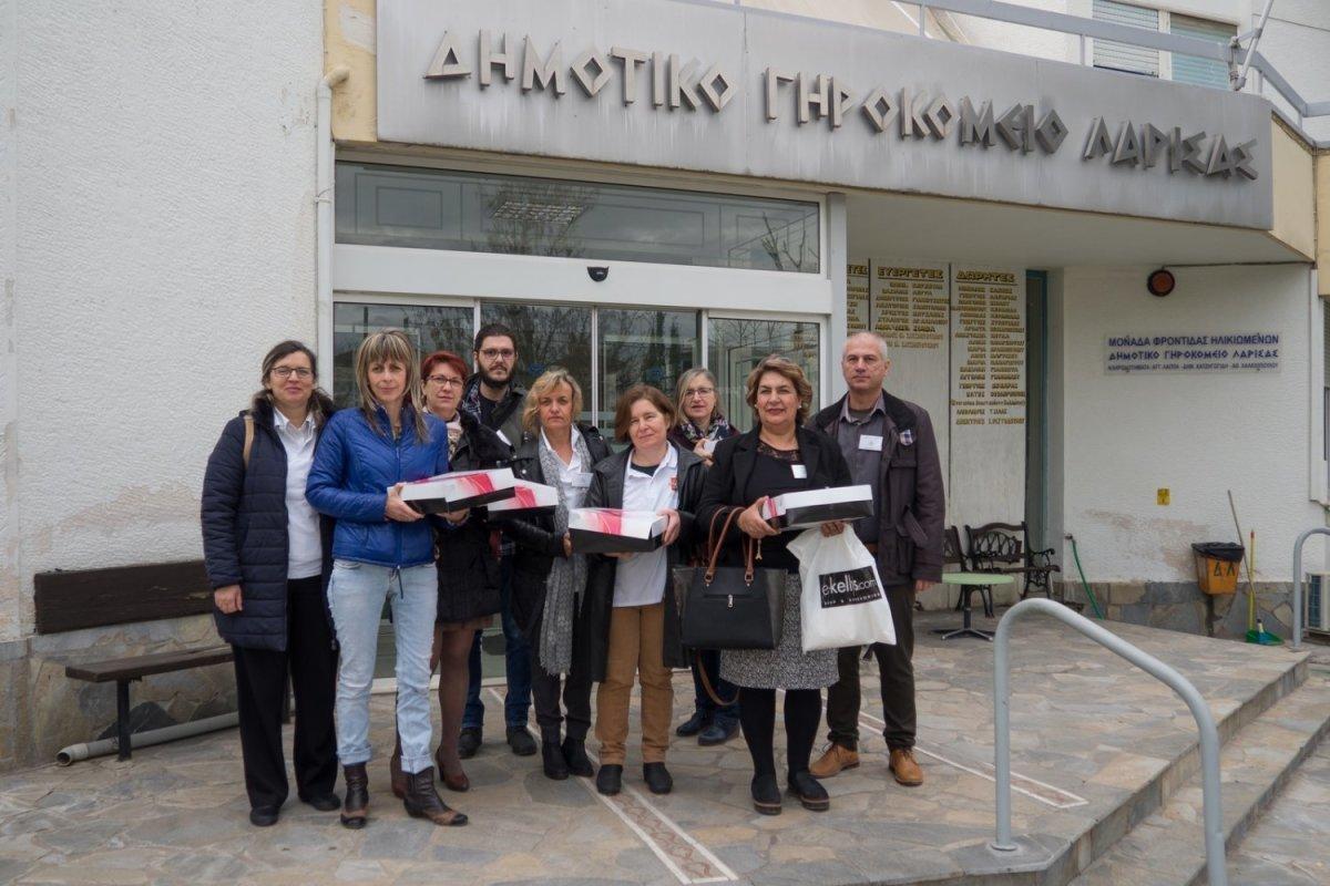 Εθελοντισμός στο Κέντρο Πρόληψης Π.Ε. Λάρισας – Ο.ΚΑ.ΝΑ.