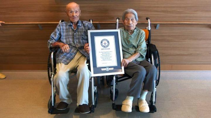 Το μυστικό ενός γάμου 80 ετών; Η υπομονή της συζύγου