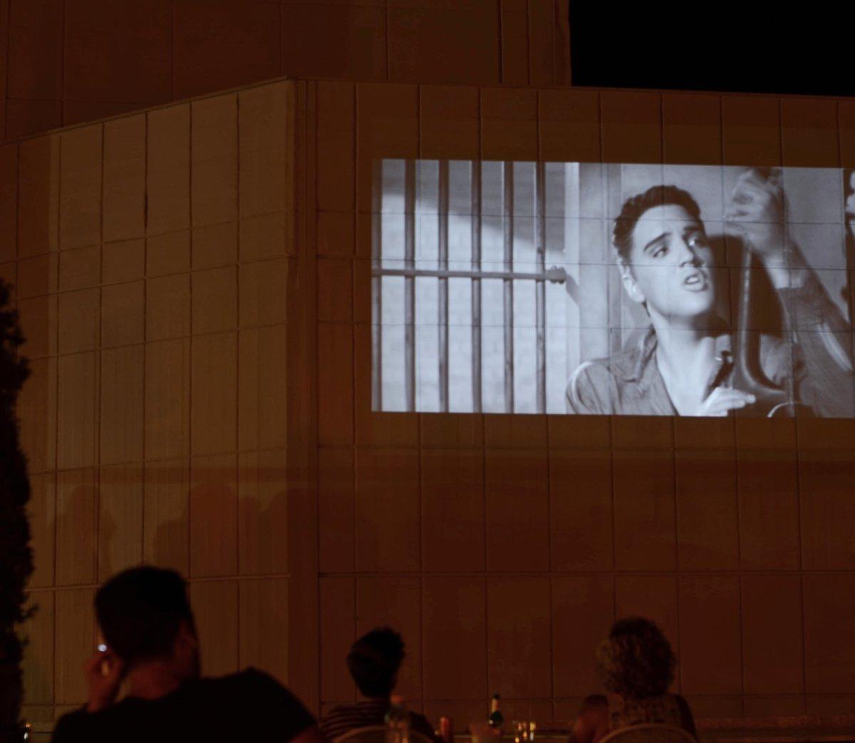 Retro Cinema στο Playhouse Atelier στη Δημοτική Πινακοθήκη Λάρισας