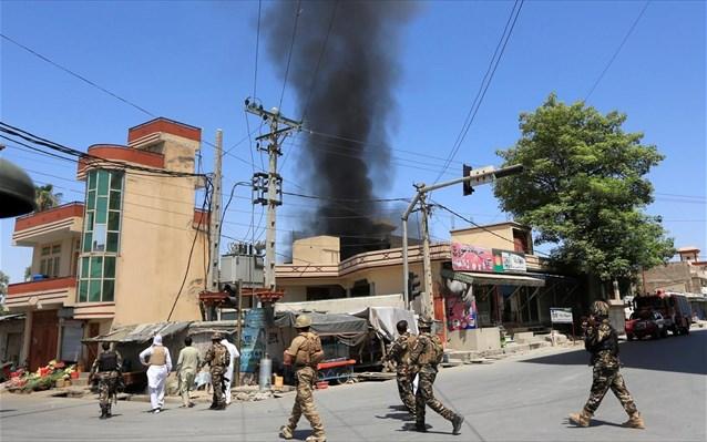 Αφγανιστάν: Τουλάχιστον 20 νεκροί από επίθεση αυτοκτονίας
