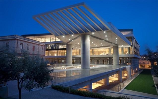 Στα καλύτερα Μουσεία του κόσμου το Μουσείο της Ακρόπολης