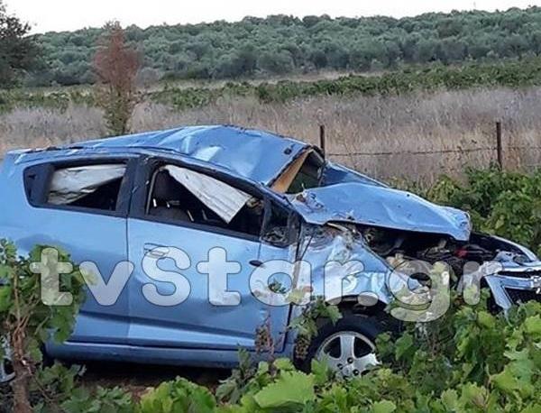 Τραγωδία με 16χρονο – Σκοτώθηκε σε τροχαίο στη Φθιώτιδα (φωτ.)