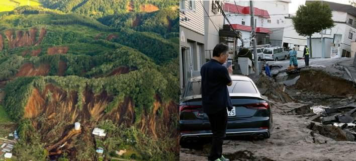 Ιαπωνία: Ο σεισμός άλλαξε τον χάρτη