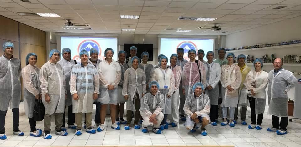 2η Επίσκεψη μελέτης στο πλαίσιο του έργου INNOGROW στη Θεσσαλία