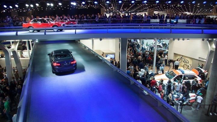 Διεθνής Έκθεση Αυτοκινήτου στο Παρίσι