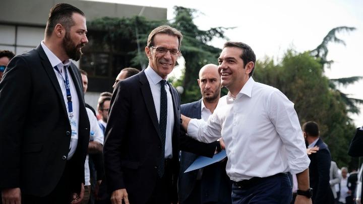 Αλ. Τσίπρας: Μετά από 8 χρόνια μπορούμε να σχεδιάσουμε την Ελλάδα της επόμενης μέρας (video)