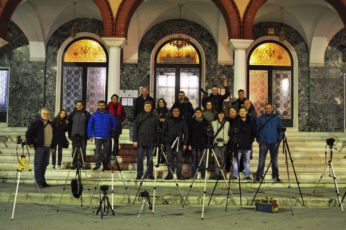 Έναρξη δραστηριοτήτων Φωτογραφικής Λέσχης Λάρισας για το 2018-19