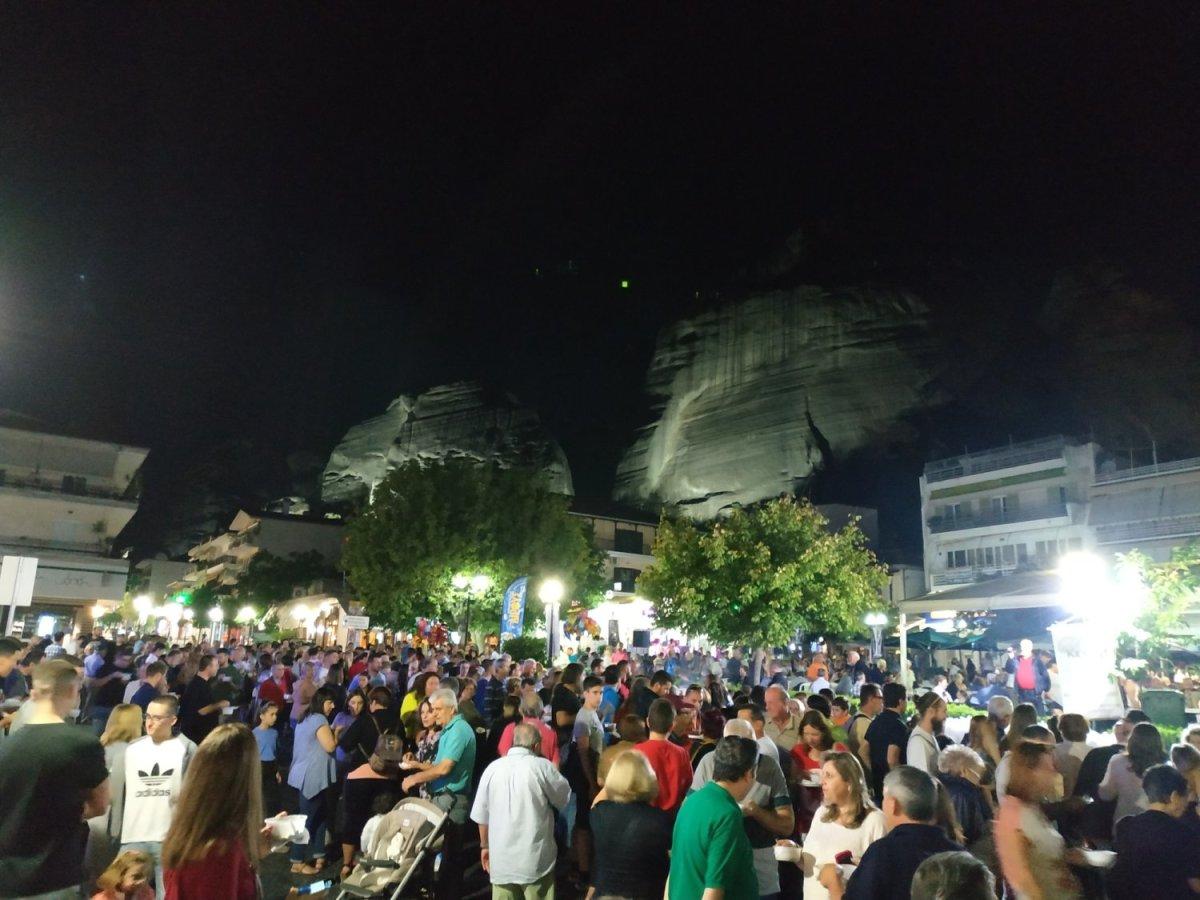 Πλήθος κόσμου στην 4η Γιορτή Μανιταριού