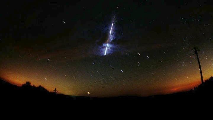 Ορατός από σήμερα ο φωτεινός πράσινος κομήτης Giacobini-Zinner