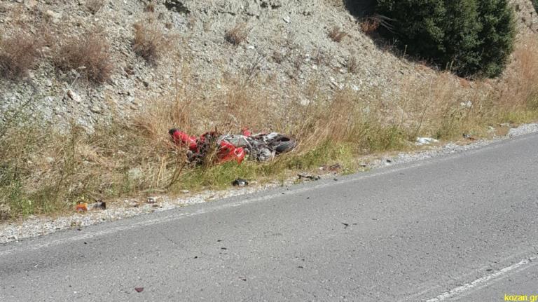 Θανατηφόρο τροχαίο στο δρόμο Κοζάνης – Λάρισας