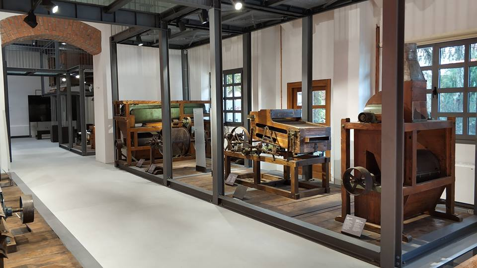 Λάρισα: Ανοιχτό για το κοινό των Μουσείο Σιτηρών και Αλεύρων (φωτ.)
