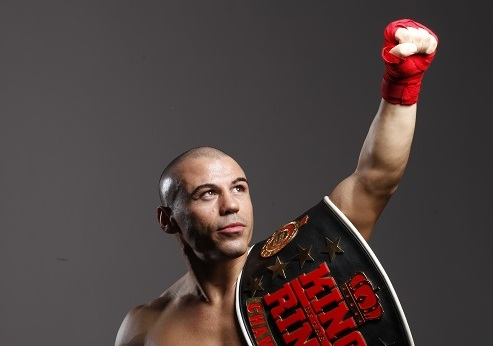 Ο Μιχάλης Ζαμπίδης έρχεται στο γυμναστήριο των GLORY FIGHTERS
