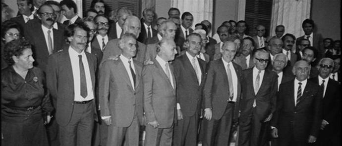 Πέθανε ο πρώην υπουργός και βουλευτής του ΠΑΣΟΚ Βασίλειος Ιντζές