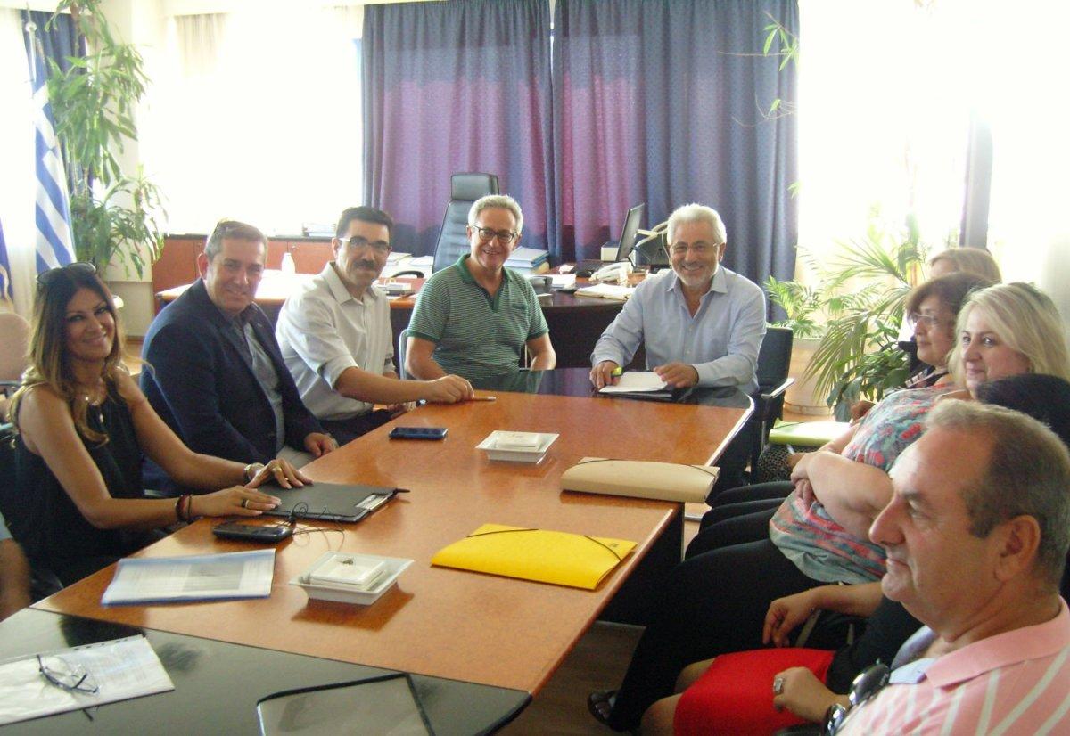 Σύσκεψη των περιφερειακών αρχών για τον ιό του Δυτικού Νείλου