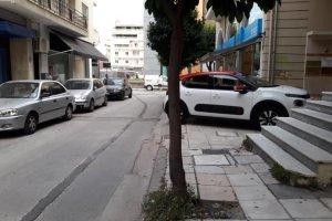 Επικό παρκάρισμα…
