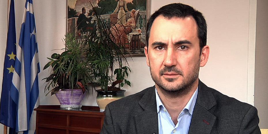 Προσλήψεις και περισσότερους πόρους υποσχέθηκε ο Αλ. Χαρίτσης στις Περιφέρειες