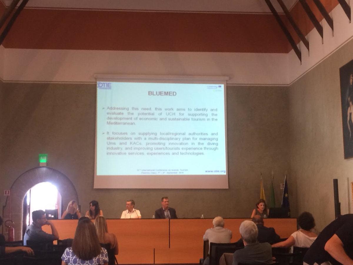 Συμμετοχή Π. Θεσσαλίας στο 10ο Διεθνές Συνέδριο για τον Τουρισμό των Νησιών