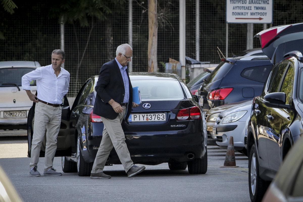 Ενίσχυση της δημοτικής αστυνομίας με 13 άτομα διεκδικεί ο Απ. Καλογιάννης