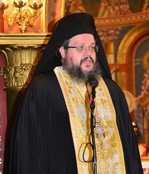 Ο Α΄ Γραμματέας της Συνόδου, σήμερα, Αρχιμανδρίτης Ιερώνυμος Νικολόπουλος