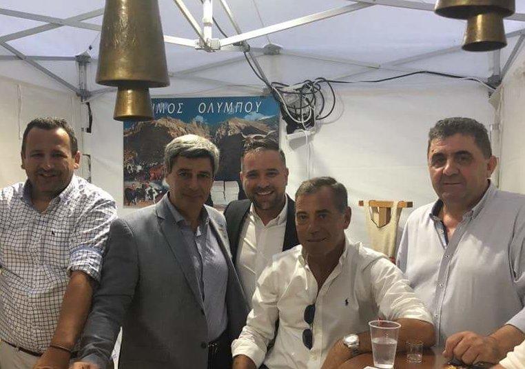 Στη Γιορτή Φέτας ο Γ. Κατσιαντώνης