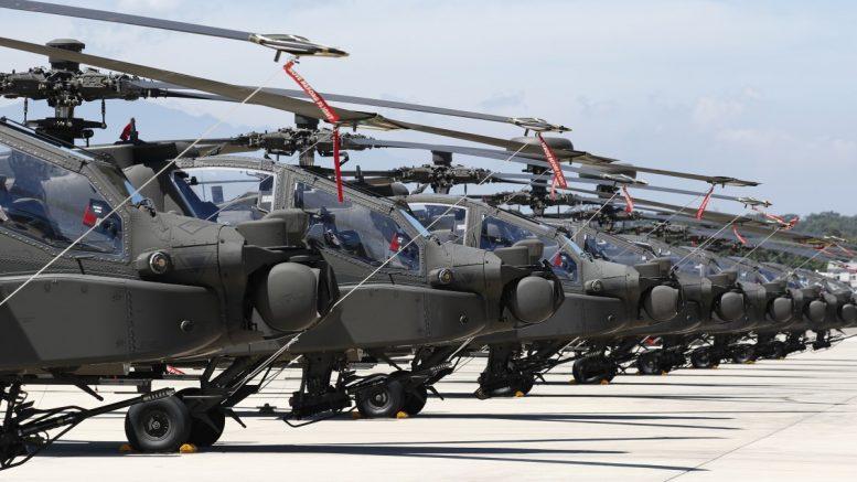 Σαράντα ελικόπτερα των ΗΠΑ στο Στεφανοβίκειο για άσκηση