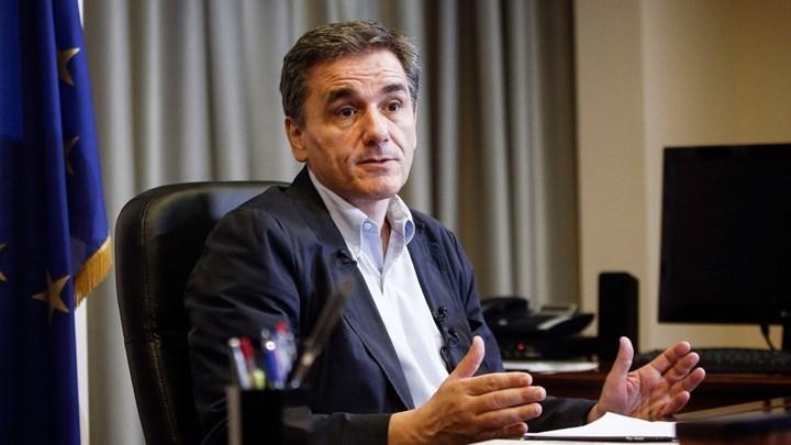 Τσακαλώτος: Η συζήτηση για τις συντάξεις είναι σε εξέλιξη