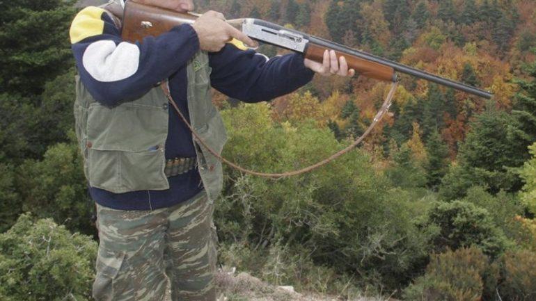 Κυνηγός πυροβολήθηκε στο πόδι πάνω στο καρτέρι