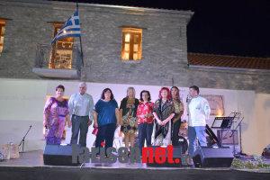 Κλικς από την 18η γιορτή αμυγδάλου στο Συκούριο