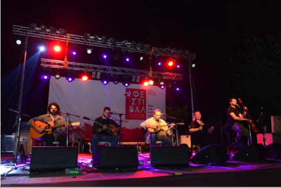 Ολοκληρώθηκε το φεστιβάλ της ΚΝΕ και του ΚΚΕ στην κοίτη του Πηνειού