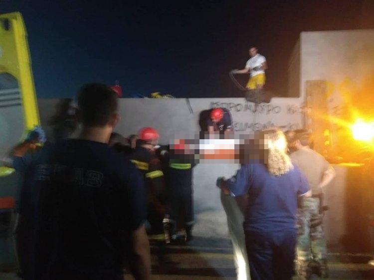 Κρήτη: Σοκ από τον θάνατο του 16χρονου (φωτ.- video)